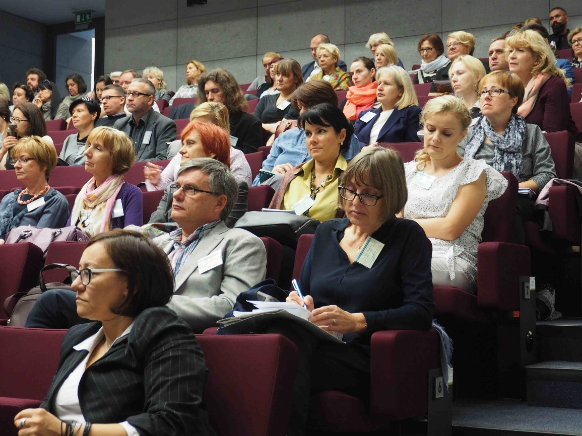 Audience of Conference
